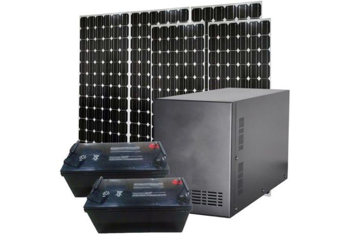 Solar Power System 2kw 2.5kw 3kw