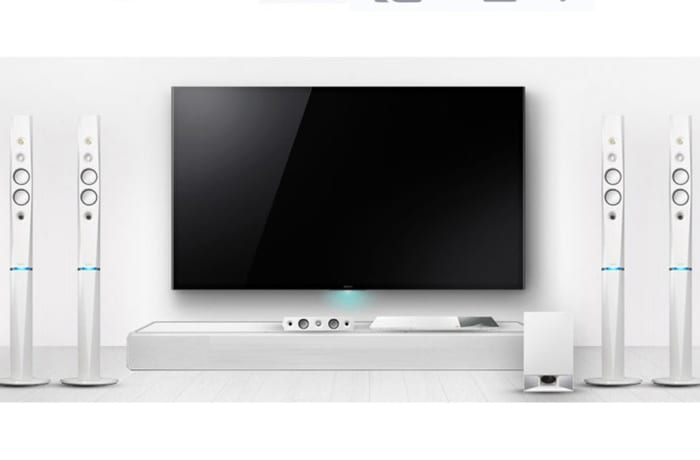 Sony  Audio Home Theater Combination BDV-N9200WL