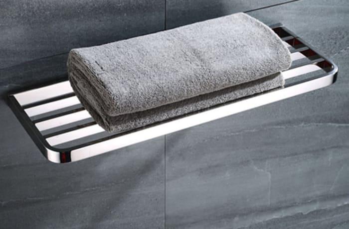 Towel Racks - Stainless steel towel rack 95001 B