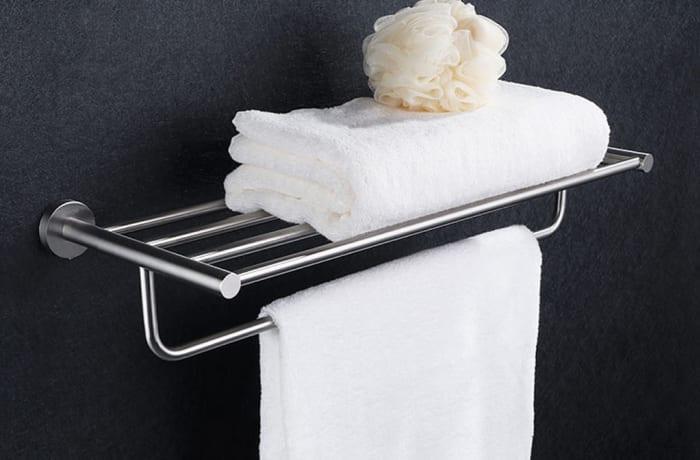 Towel Racks - Wrigley stainless steel towel rack AEHYG0101S
