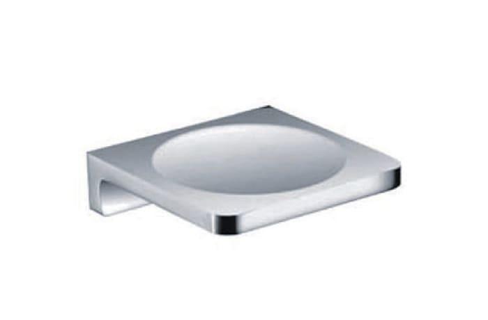 Bathroom soap holder - Polished chrome copper soap holder 28204#