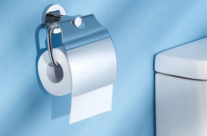 Paper holder - Stainless steel tissue holder ACC1901 G