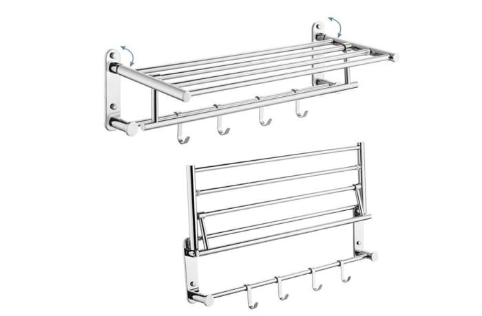 Towel Racks - Stainless steel towel rack ACC1901 D