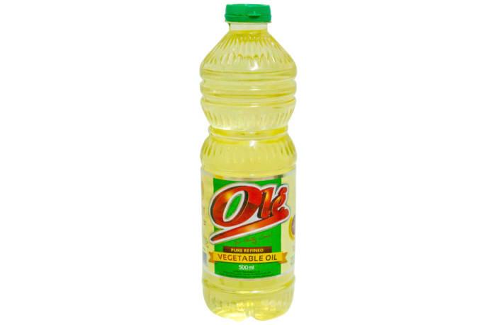 Ole Vegetable Oil