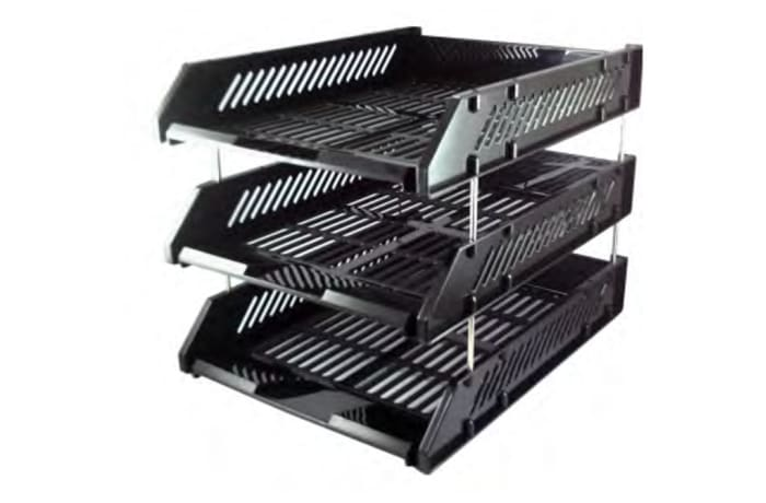 Organization - E9209 3 Tier Plastic Trays