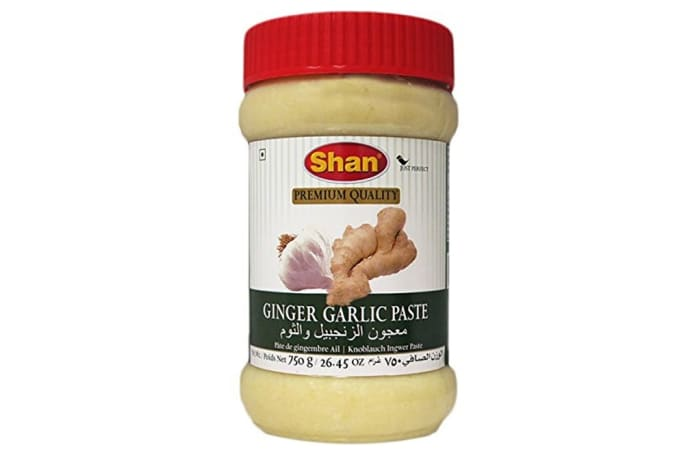 Shan Foods Garlic Ginger Paste