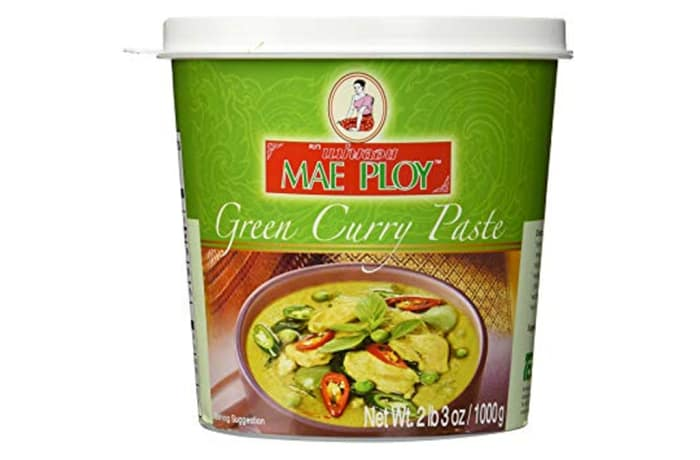 Maeploy Brand Green Curry Paste