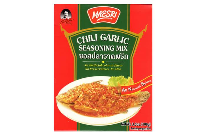 Namprik Maesri Brand Chilli Garlic Seasoning Mix