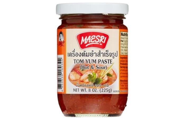 Namprik Maesri Brand Tom Yum Paste