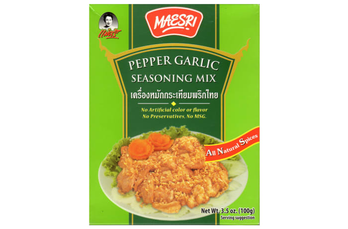 Namprik Maesri Brand Pepper Garlic Seasoning Mix