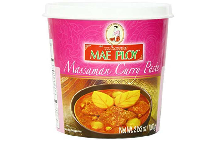 Maeploy Masaman Curry Paste