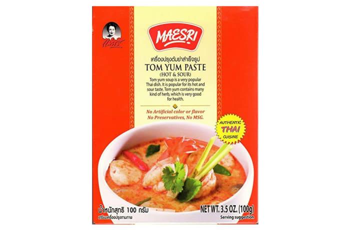 Namprik Maesri Brand Tom Yum Paste