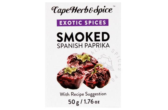 Cape Herb & Spice Spanish Smoked Sweet Paprika Powder Seasoning