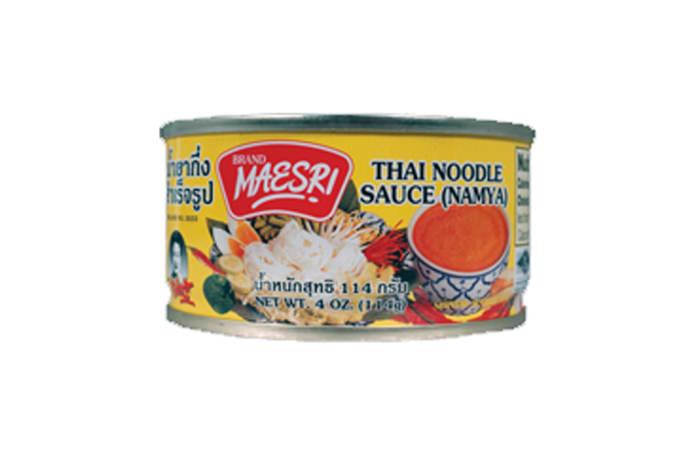 Namprik Maesri Brand Namya Thai Noodle Sauce