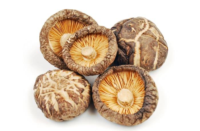 Nguan Soon Brand Dried Shiitake Mushrooms