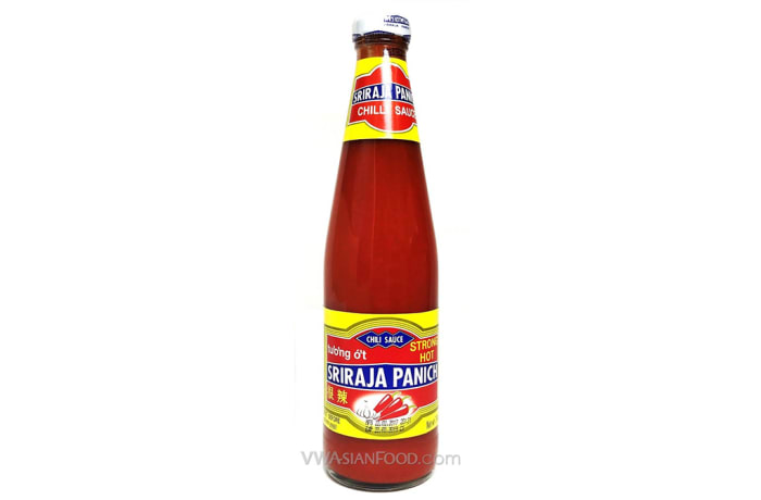 Sriraja Panich Red Chili Sauce