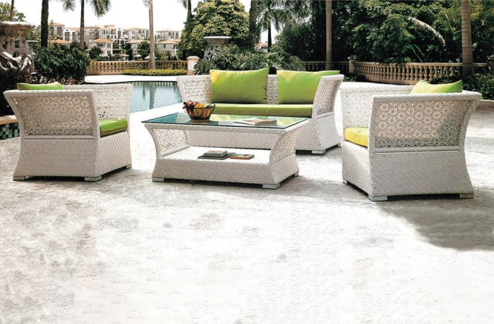 Outdoor Furniture  Sofa and Table set- Model HD-A021