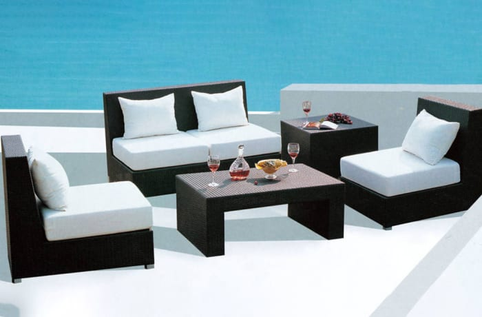 Outdoor Furniture  Sofa and Table set- Model HD-A032