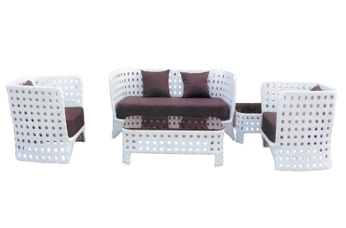 Outdoor Furniture  Sofa and Table set- Model HD-A050