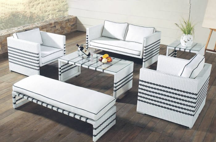 Outdoor Furniture  Sofa and Table set- Model HD-A052