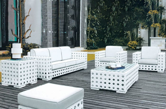Outdoor Furniture  Sofa and Table set- Model HD-A055