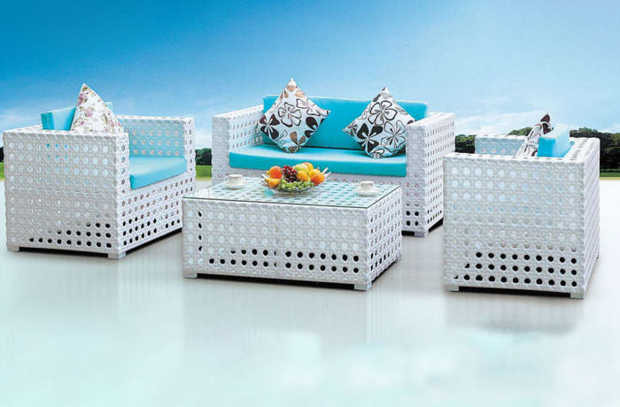 Outdoor Furniture  Sofa and Table set- Model HD-A056