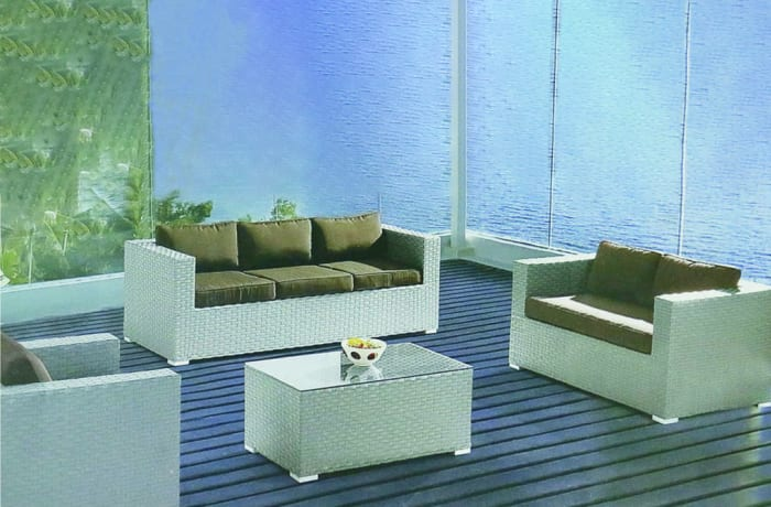Outdoor Furniture  Sofa and Table set- Model HD-A065