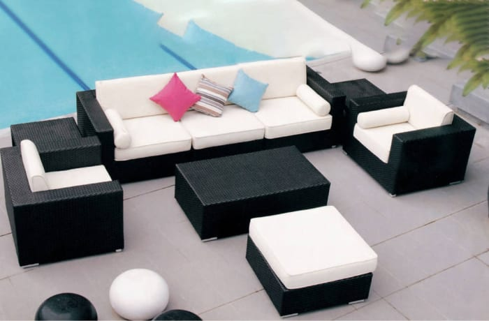 Outdoor Furniture  Sofa and Table set- Model HD-A085