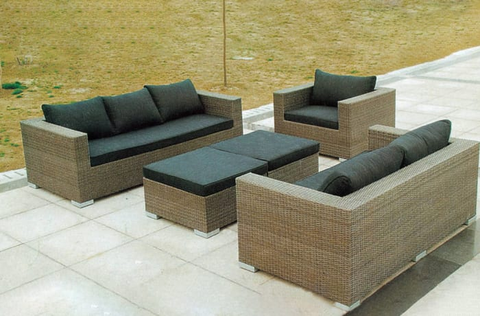 Outdoor Furniture  Sofa and Table set- Model HD-A098