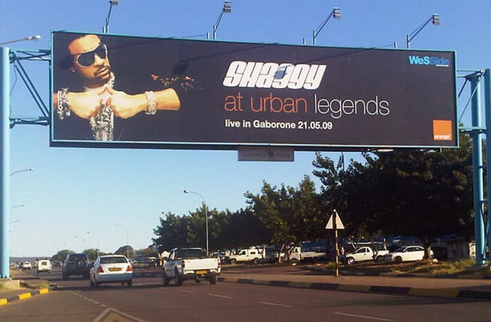 Spectacular Billboards
