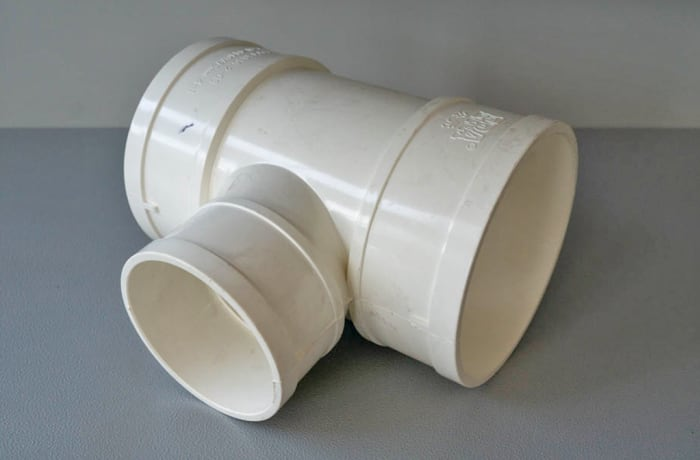 PVC Reducing Tee