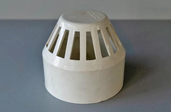 PVC Vent Cap