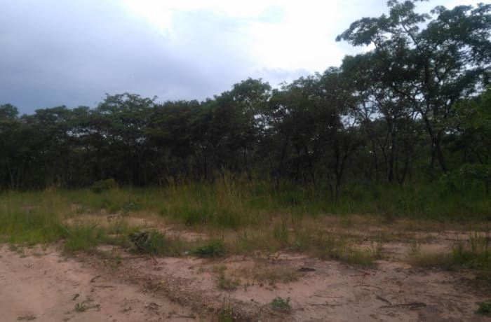 1200 m² vacant land for sale in Leopards Hill Lusaka