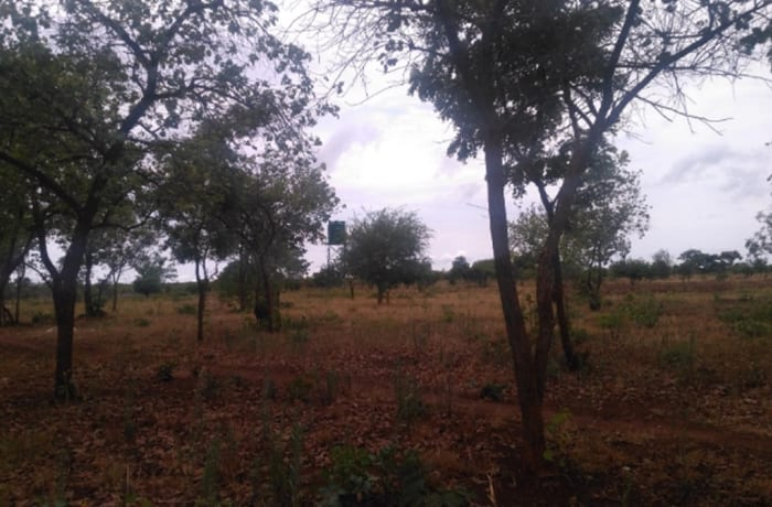 10 acres vacant land for sale in Leopards Hill Lusaka