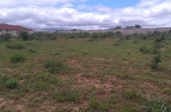 2 hectare residential vacant land for sale in Ibex Hill Lusaka