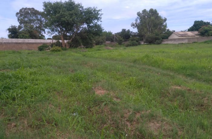 6000 m² vacant land for sale in Kabulonga Lusaka