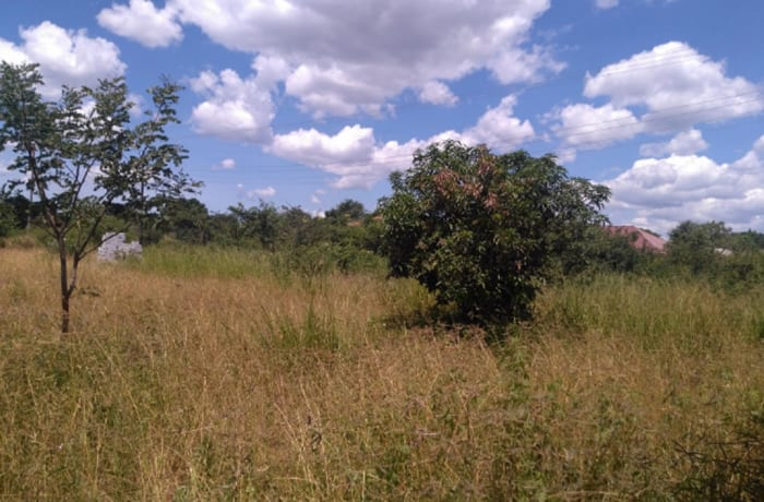 972 m² vacant land for sale in Lilayi Lusaka