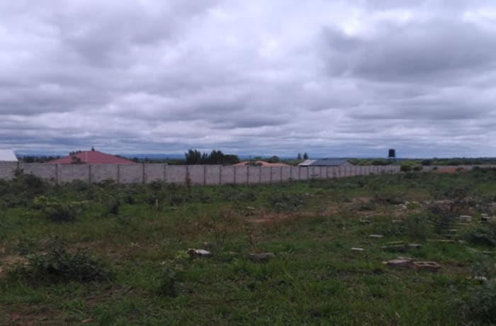2.35 hectare residential vacant land for sale in Ibex Hill, Lusaka