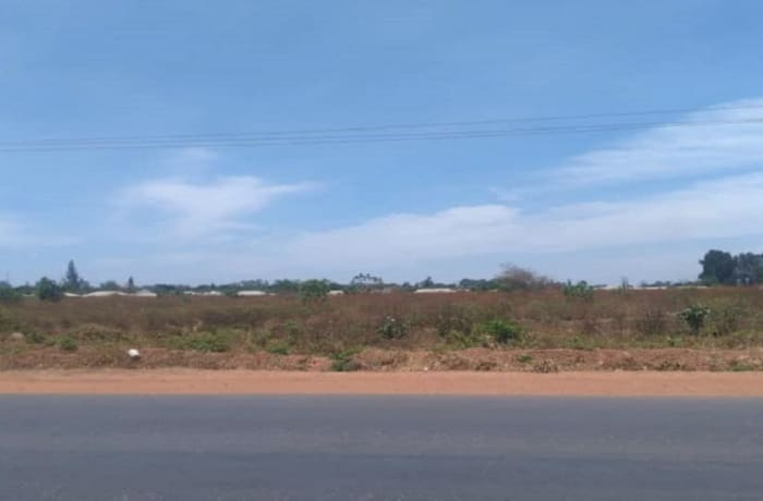 3 hectare commercial vacant land for sale along Great North Road, Central