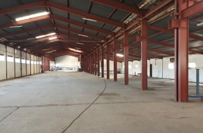4000 m² commercial industrial property for sale in Heavy Industrial Area, Lusaka