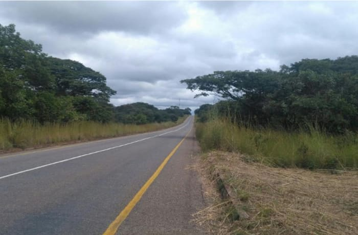 50 hectare vacant land for sale in Solwezi, North Western