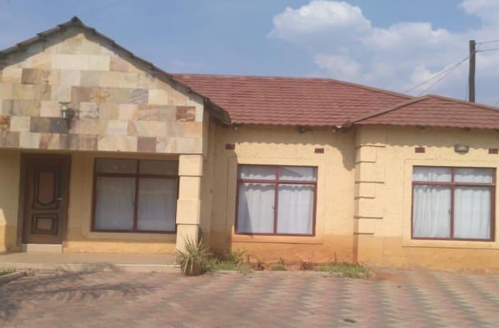 House for sale in Kabulonga, Lusaka