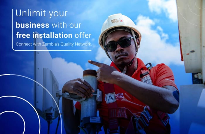 Unlimit your business with free installation offer image