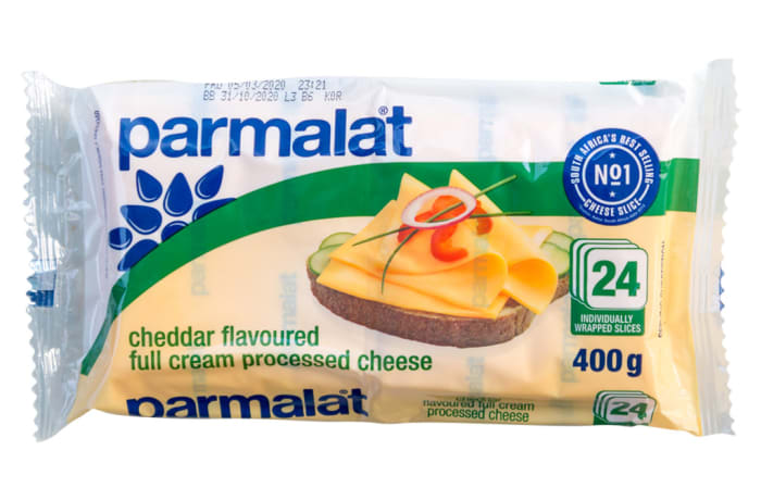 Parmalat Cheddar Flavored Full Cream Processed Cheese