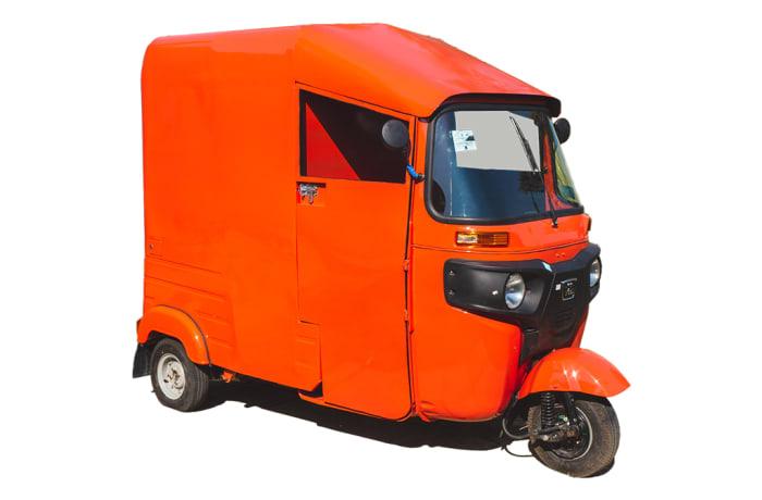 PVT Bajaj RE 4S Cargo