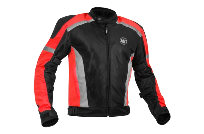 PVT Jacket-Rynox Helium GT red