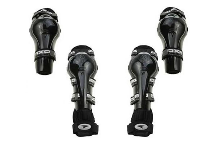 PVT Protector Gear-Axo Motorcycle Racing Riding Knee  & Elbow Guard Pads