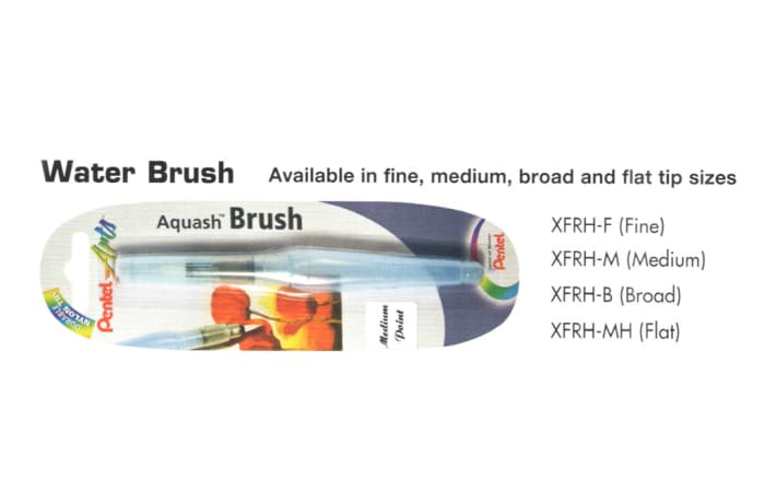 Pental Arts - XFRH  Water Brush