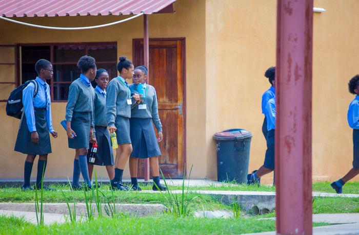 Secondary School Enrollment fees