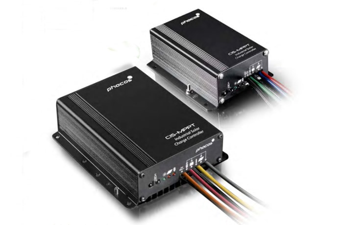 Phocus CIS-MPPT Industrial Solar Charge Controller